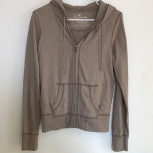 American Eagle zip-up